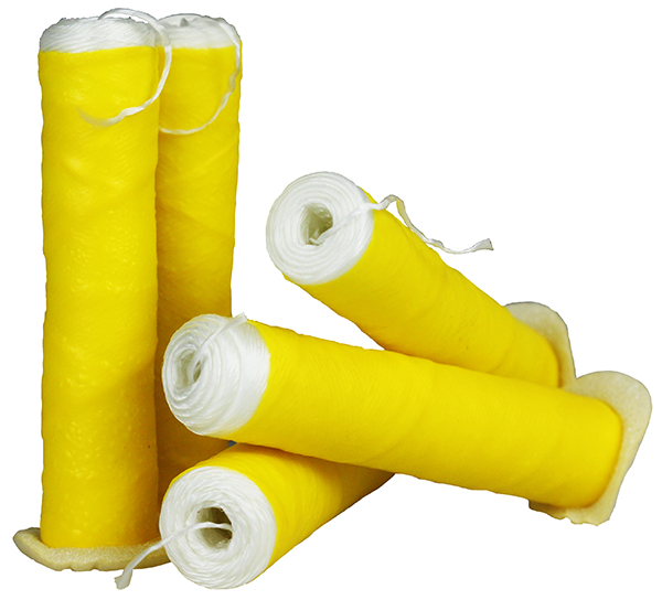 3/4 X 300' Line Packages - Nylon 17# Tensile - Yellow