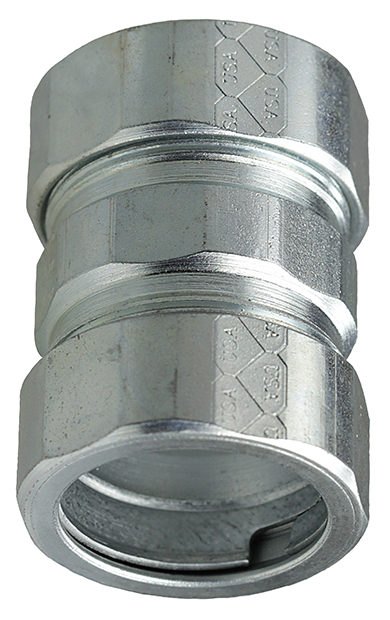 Dottie NTC200 2 in. Steel Insulated No Thread Coupling