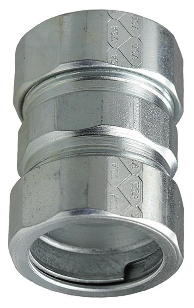 Dottie NTC125 114 No Thread Couplings Steel