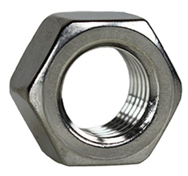 DOTTIE HNS38 3/8-16 HEX NUTS FINISH