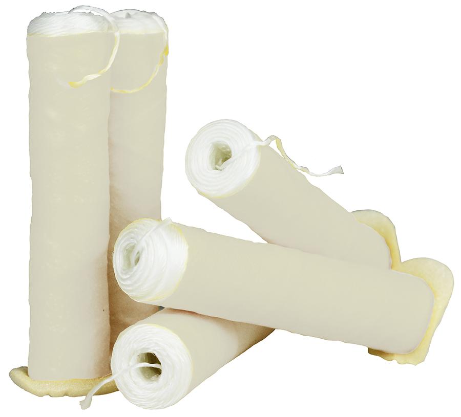1 X 200' Line Packages - Nylon 17# Tensile - White