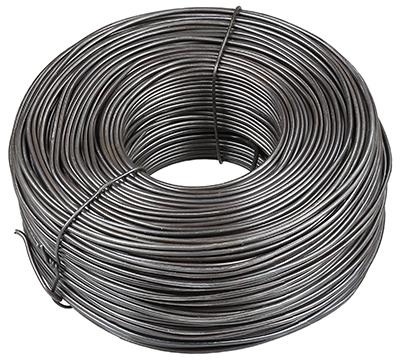 DOTTIE TY164 Tie Wire Steel BlackAnnealed 16-1/2 Gauge 3.5 lb. Roll20 Rolls/Box