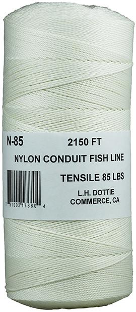 2150' Nylon Fishing Line - Center Pull - 85#